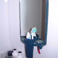 Steamless Mirror System