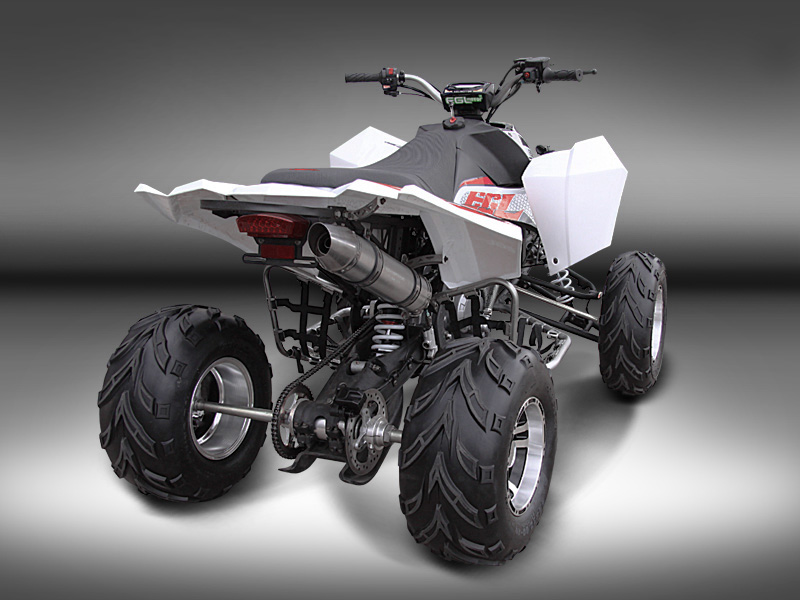 Puzey Madix 250 Quad Bike